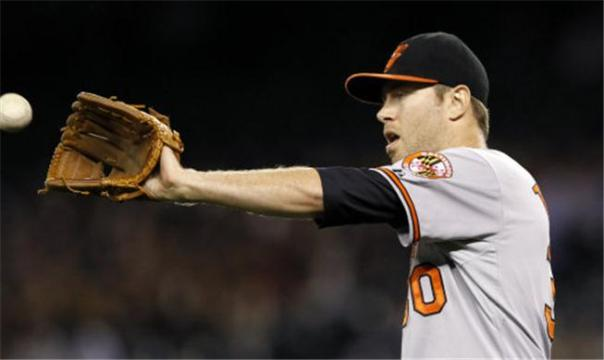 Chris Tillman continues to assert himself as one of the emerging great arms in the American League.  The 26 Year Old RHP is 26 - 12 in his last 38 game decisions with a mid 3 ERA.  Not bad when you consider he and Adam Jones were brought to Maryland for former Draft Pick Erik Bedard, (who is barely hanging on to professional baseball - and was hurt or average in his Seattle days).  That deal and the Tommy Hunter and Chris Davis/for Koli Uehara deals kickstarted the renaissance of this historic club.