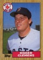 Roger Clemens: A Cardboard God Comes Into Focus