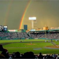 Figuring Out A Fenway Double-Rainbow Riddle