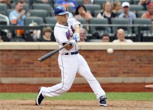 Scott Hairston has his best year in the 2012 year, with a 3 Slash Line of .263/.299/.803 and 20 HRs, 57 RBI in just 377 AB.