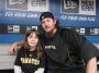 MLB Reports Junior Reporter Haley Smilow Interviews Joel Hanrahan