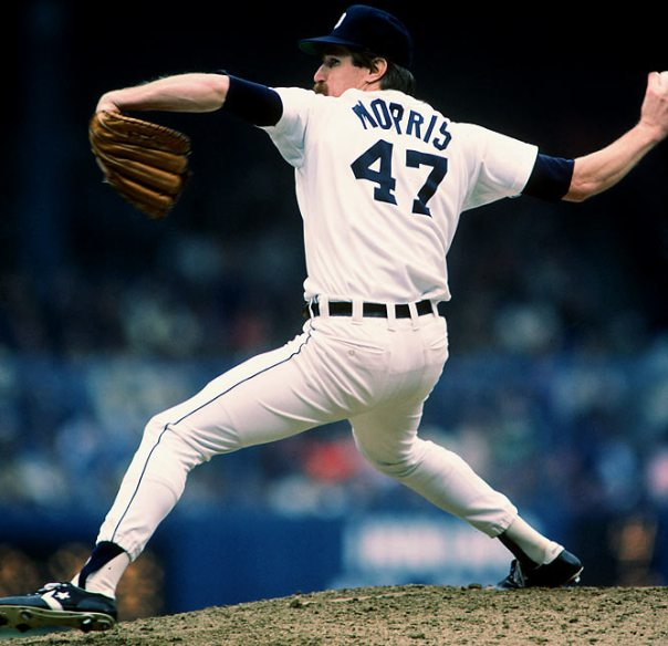 I predict, however, that Morris will eventually seek election via the Veterans Committee when he becomes eligible 21 years after his retirement. Others such as Biggio, Bagwell and Piazza will all eventually be elected via the BBWAA, once they figure out how to handle the assumed PED associated players.  Should Jack Morris not be elected into the Hall of Fame, he would be the 1st Player not to gain as much as he has over the last few years percentage wise from the 40% mark to the mid 60's - only to not get in.  2014 is his last year of eligibility with the BBWAA.  Among Morris highlights were leading the 80's is wins, being part of 4 World Series Teams, leading the league in wins 2 times, carrying a SEPT/OCT Career ERA of 3.27 - and featuring a 2.78 ERA in the 9th Inning of his time in the Majors.  Heading into the 1992 World Series, he was 7 - 1, with a 2.54 ERA for his Post Season Career, but he was roughed up in that playoff run with the Blue Jays.  However, with his AL leading 21 Wins, and over 235 IP (at Age 36), the Canadian Franchise would have never made it to the playoffs without him.