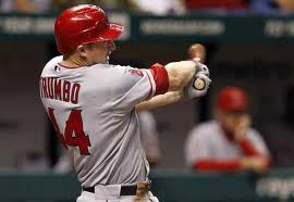 Mark Trumbo will be a beneficiary of the recent trading of Morales.   There is no excuse not to play him with his raw power