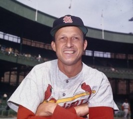 Stan Musial led in over 70 Single Season Categories for his distinguished career.  Incredibly, the man hit .310+ in 16 straight seasons from 1942-1958. Musial is 4th on the ALL - Time Hit List behind only Aaron,