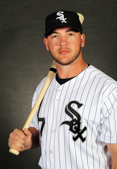 Its is a critical year for the 27 Year Old Catcher Flowers this year - in taking over for A.J. Pierzynski.  While he has hit for a low average of .205 so far in his MLB Career, he does have 12 HRs in just 273 ABs.  Flowers is Arbitration Eligible in 2015 - and under team control until 2018