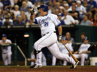 Billy Butler (Country Breakfast) heads into 2013 with a .300 Career Average and coming off a personal best year  of 107 RBI in 2012.  The big DH is perhaps the 2nd best player the position in the AL next to Big Papi