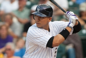 Carlos  Gonzalez might not be as good on the road as he is at home, but that's why Colorado is the perfect place for him. I would love to see him put it together on the road too though. If he could do that he would be an instant MVP candidate.