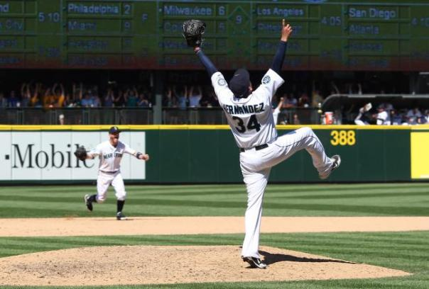 Felix Hernandez is still the Mariners best player without a doubt. Will he get some help shouldering the load in 2013? Either way, all of baseball should be watching when King Felix pitches, he is a true marvel on the mound.
