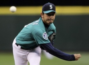Hisashi  Iwakuma held his own in the AL West in 2012 keeping a 3.16 ERA in his 1st season after coming over from Japan. Was 2012 a fluke, or will Iwakuma continue his success?