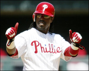 Jimmy Rollins tried to carry the lineup in 2012, but couldn't do it alone. Jimmy definitely approves of a healthy Ryan Howard and Chase Utley back in the lineup.