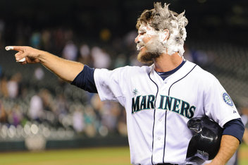 How good was John Jaso in the 2nd half of last season? Try 7 home runs, .283 AVG and .418 OBP. His OBP every month starting June? .442 .422, .407 and .395. Incredible.