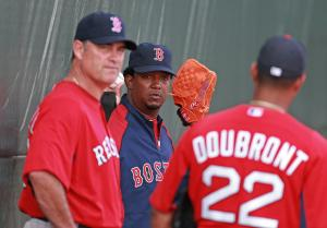New Red Sox MGR John Farrell returned to the team he was part of from 2007 - 2010.  It were if he sprinkled some magic pixie dust, and had the golden touch around anything he did last season.  Now it is time to build  a legacy for him in Boston