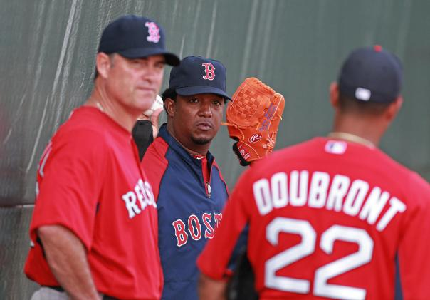 New Red Sox MGR John Farrell returns to the team he was part of from 2007 - 2010