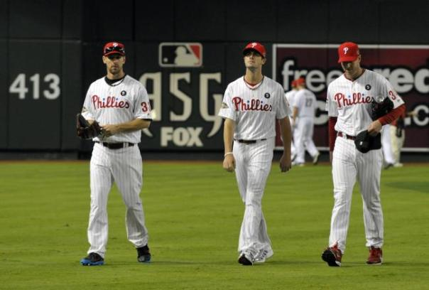 "If the ""Big 3"" in the Phillies rotation could repeat their 200+ IP and Sub 3.00 ERAs from 2011, the Phillies will be a force to be reckoned with.  If all of they duplicate their Career Win Percentages - they could net the team 60-70 Wins from just their 100 starts whether they are around for the decision or not."