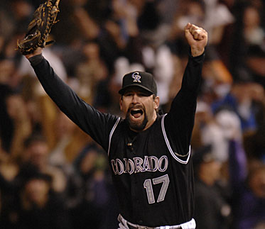Todd Helton has to be the greatest Colorado Rockies player of All-Time. In what could very well be his last season of baseball, can he somehow push the team back into the playoffs?
