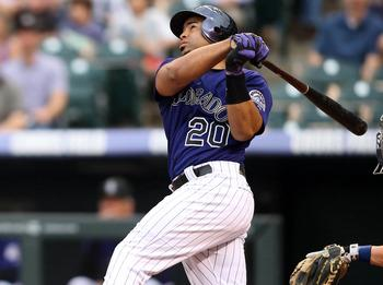 Will Wilin Rosario be able to repeat his  incredible performance of 2012 into 2013? Hitting .270 with 28 HRs and 71 RBI in 117 games is great production from a backstop.