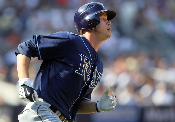 Brignac is known as more of a defensive specialist than anything.  He has a Career 3 Slash Line of .227/.268/.586.  He has to be extremely elated to be heading to hitter - friendly Coors Field.  He is Arbitration Eligible in 2014.