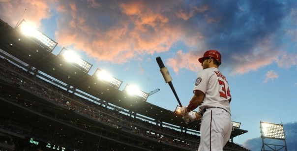 Bryce Harper won the NL Rookie Of The Year, made an ALL-Star Appearance - and even clubbed his 1st Post season HR in 2012.  With a full season to play in 2013 - how high might his numbers go?