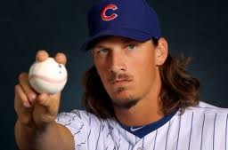 Jeff Samardzija could be the next Cub in line for a big pay day. With Garza sidelined, he's likely to be the Cubs Opening Day Starter.
