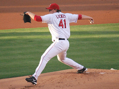 Lackey Version 2007: Can he get that mojo back?