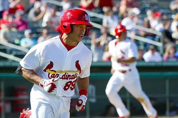 Wong stole 21 bases and scored 79 runs in 126 Games Played with Springfield last year