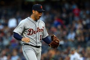 When the Tigers traded for Anibal Sanchez they clearly had intentions of trying to re-sign him in the offseason. It didn't come cheap, but they did it. Sanchez was everything the Tigers could have hoped for in half a season with the club so far. Hopefully he can continue his success as he will be needed for a real playoff run.