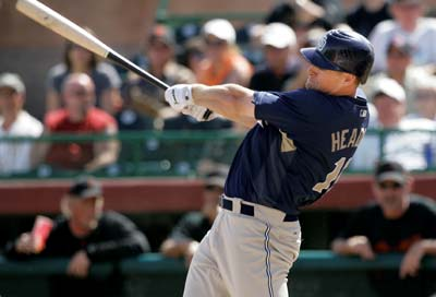 One trade that could be exemplary of what the Padres need to do is the Hunter Pence trade from the Astros to the Phillies. The Phillies had an abundance of young prospects, and the Astros were in a situation similar to that of the Padres. The Astros got Jarred Cosart, Jonathan Singelton, and Josh Zeid for Pence, cash, and a PTBNL. Headley might not carry the same value that Pence did at the time, but I'm sure that the Padres could get a similar deal to the one that the Astros got.