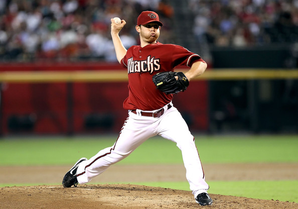 Ian Kennedy had a breakout season in 2011 with 21 wins. He will need to bounce back from his 2012 season and be the anchor of this pitching staff.