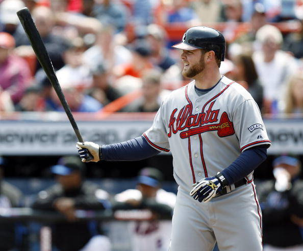 Brian McCann has established himself as one of the best offensive Catchers in the game, but will he be able to hold such a title? An injury to his right shoulder seemed to derail his 2012 campaign, but after having surgery in October he is poised to get back to his old ways.