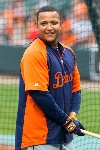 It is only a matter of time before we start talking about the historical significance of Miggy Cabrera.  He is on pace to crush about 50 HR and drive in over 190 RBI.  Modern day players rarely possess all 3 categories prowess in order to win a Triple Crown.  Improving on his first decade of MLB Baseball is incredible.  By the time he is done, he will be a first ballot Hall of Famer