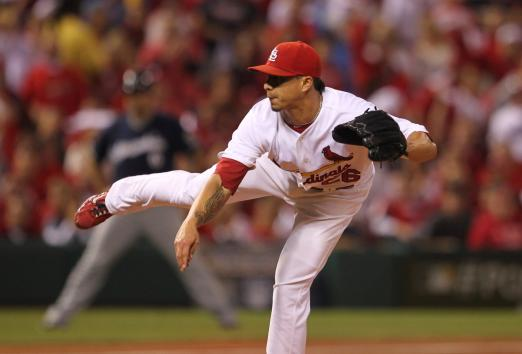 If the Orioles can manage to sign Lohse it will be a major upgrade to their pitching rotation. If Lohse becomes the ace of the staff then he can have Chen right behind him in the 2 slot. If Chen continues to pitch like his rookie season, then Lohse and Chen back-to-back could be dangerous in the AL East