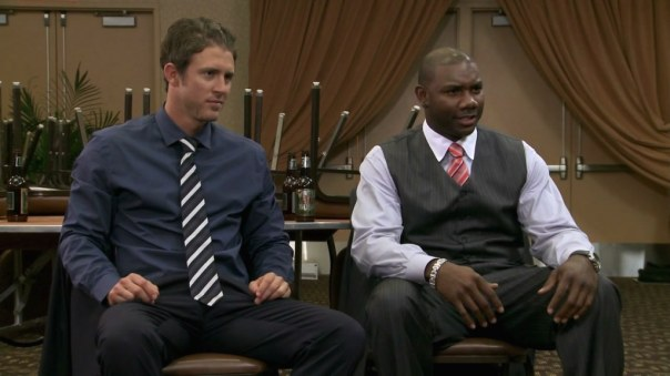 "Chase Utley and Ryan Howard guest starring on ""It's Always Sunny in Philadelphia."" I love this show and this episode, but it is wildly inappropriate and I would not suggest it for children. Chase and Ryan were awesome in it."