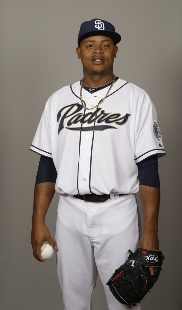 Volquez has represented his country twice in the WBC, 2009 and 2013. He has a combined 1-1 record with that one win coming on the Dominican's undefeated run in the 2013 World Baseball Classic.  The man has started 2013 abysmally - with a record of 0 - 3, plus an 8.84 ERA. Volquez has been wild, throwing 5 Wild Pitchers already.  The Walks are not foreign to his arsenal unfortunately.  The Veteran Pitcher led the National League in Walks last campaign (105 BB in 182.2 IP).  He has received the benefits of pitching at Petco Park in order to put up okay numbers.