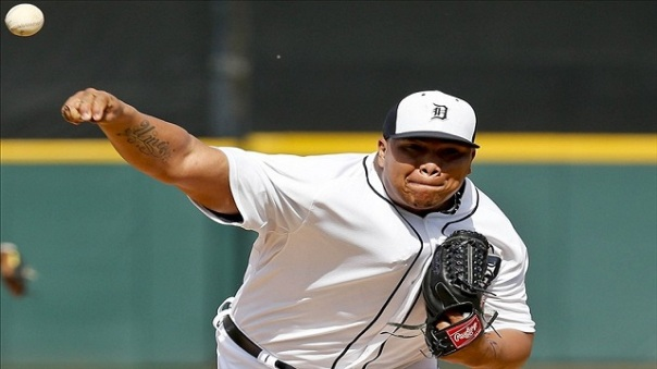 Bruce Rondon is 1-1 in Spring Training so far with a 5.79 ERA.  He has allowed 7 Hits (including 1 HR) and Walked 5 in 4.2 IP.  Not such a hot start for the rookie phenom.  With World Series Aspirations this year - can the Tigers afford to not enter the Regular Season with a proven Closer?