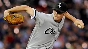 Chris Sale was completely filthy before the ALL - Star Game in 2012 - going 10 - 2 with a 2.19 ERA.  He came back down to earth down the stretch - going 7  - 6 with a 4.03 ERA. A lot of that would be the ability to build up stamina in coming from the Bullpen where he pitched to start his career in the MLB.