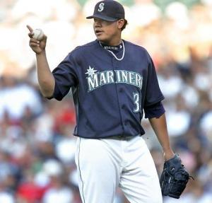 Hernandez cracked the 15 Win barrier for the 1st time since 2009, when he led the American League last year, when he took home 15 victories.  Aided by a better offense than has ever backed him, you best believe he would be near his 2009 total.  Take the over on this one.  Bank it baby.