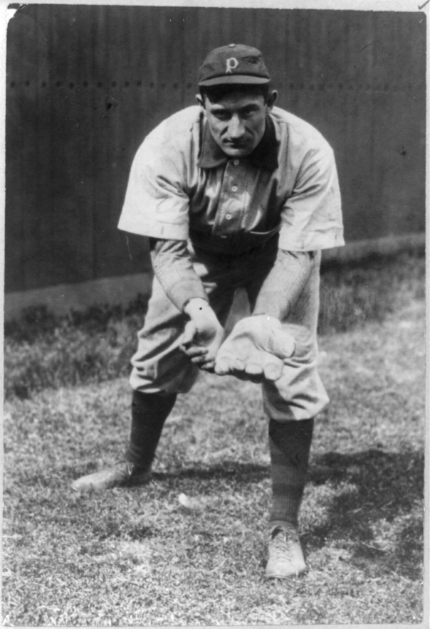 Honus Wagner was an 8 time Batting Average Champion - who was a Doubles  (643, 9th ALL - Time) and Triples (252, 3rd ALL-Time) Machine.  He also Stole 723 Bases (10th ALL - Time)..  He is ranked as the #4 Hitter in the history of baseball by baseballreference.com (Ruth, Mays and Williams Top 3)