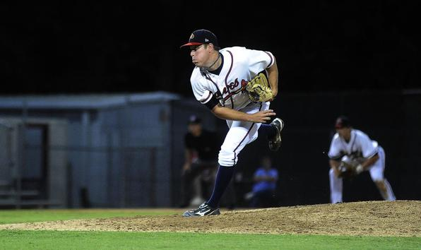 J.R. Graham has seen some relief duty in Spring Training for the Braves - appearing in 4 games, pitching 7 IP without allowing a run. The 23 Year Old has fanned 4 batters and has 2 Saves so far.  The Braves have one of the best Bullpens in the Majors
