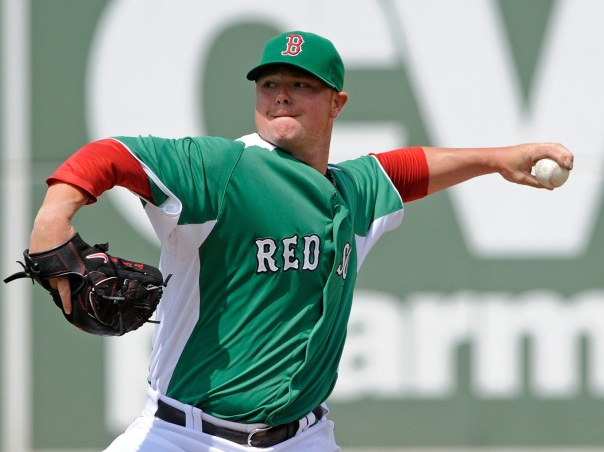 After coming off of 18 up and 18 out (6 perfect Innings) - Lester bolsters a 3 - 0 record in Spring Training with a miniscule 0.90 ERA in 20.0 IP.  Lester will need to be dominant if the Red Sox hitters continue to battle injuries for the remainder of the season.