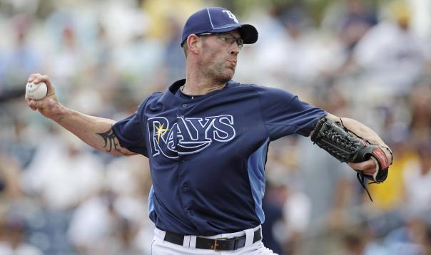 Kyle Farnsworth saved his career in 2011 - by having a great year with the Rays.  He had a 2.18 ERA and 25 Saves in 57.2 IP.  He signed a 1 YR Deal worth 1.25 Million.  He will also serve as a mentor to the young relievers
