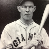 An American Hobby:  Baseball Memorabilia - 'Mel Ott' Card From 1935