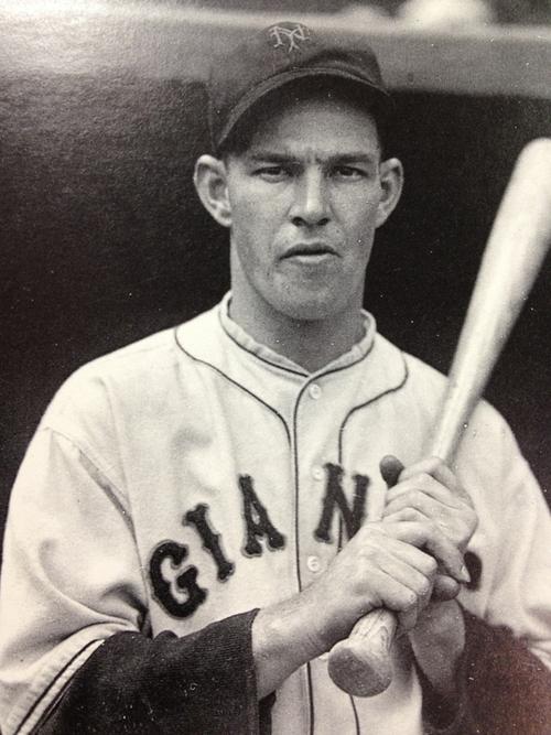 An American Hobby Baseball Memorabilia Mel Ott Card From 1935