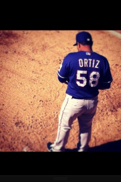 Ortiz was brought up from the farm system, and although he is only 22 years old, has spent six years with the Rangers. Ortiz has had an impressive spring, and has caught the eye of fans as well as pitching coach Mike Maddux.Ortiz posted a 1.97 ERA in 24 Appearances with AAA Round Rock last season, and has officially made the big league bullpen for 2013. Lindblom was acquired in the Michael Young trade with Philadelphia during the offseason, and adds more depth to the Bullpen.