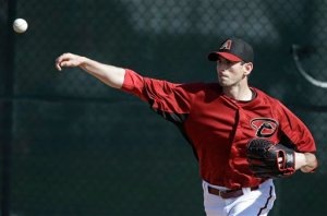 Brandon McCarthy could be the steal of the off-season for the DBacks. McCarthy can also help fortify the backend  of the team staring rotation.