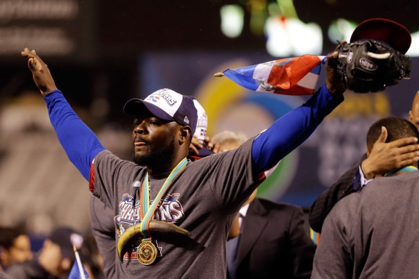 The Dominican Republic won the final game of the 2013 3 - 0 over Puerto Rico and put together the 1st undefeated tournament at the WBC.