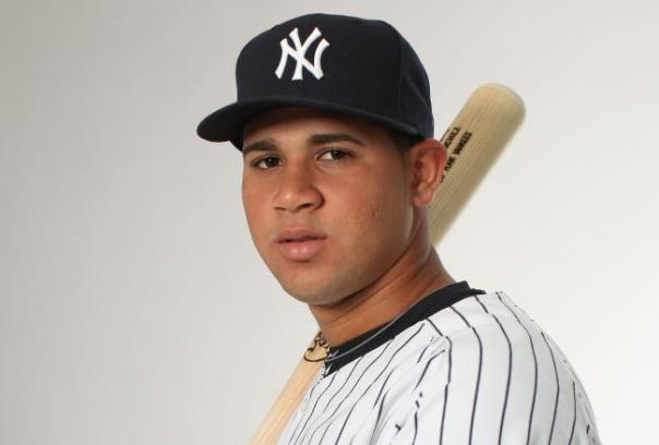 Sanchez is the Yankees' top prospect going into 2013.  He is a rare athlete with a plus power bat, who has committed himself to the craft of being a catcher.  Yankees' fans will hope that Sanchez can one day add his name to a long list of Yankee legends behind the dish which includes Dickey, Berra, Munson and Posada.