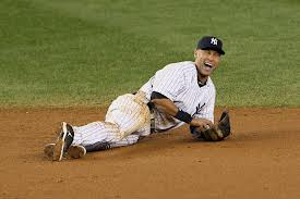 Derek Jeter has 13 All-Star Appearances and 5 Gold Gloves, Silver Sluggers, and World Series Championships. It was tough to witness his ankle injury last postseason, even as a Red Sox fan, I hope he can make a solid comeback from it.