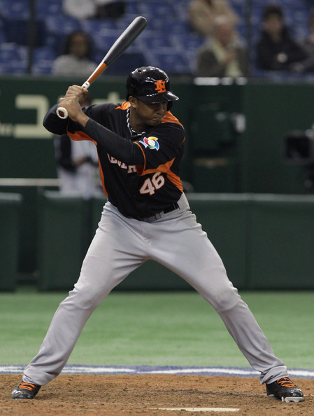 Orioles prospect Jonathan Schoop has turned helped the Netherlands become the most exciting team in the tournament.