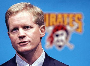 Neal Huntington was named General Manager by the Pirates in 2007 and has yet to produce a winning season.