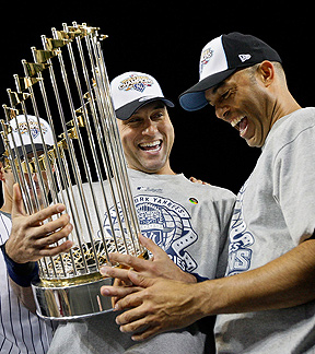 The strategy for the Yankees the last four seasons has always been to keep the championship window open for Jeter and Rivera. In 2009, they did just that, but this season will be the end of that window.